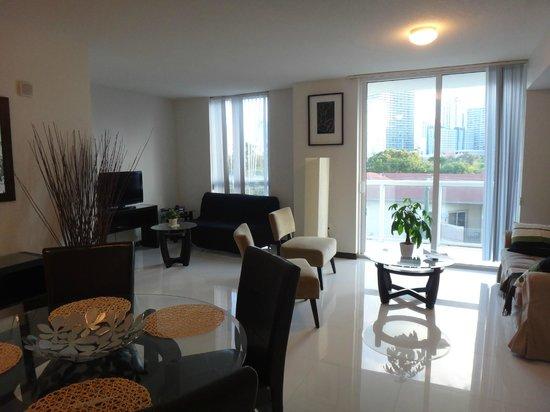 Habitat Residence:                   Living Room