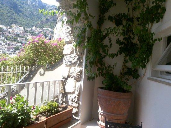 Hotel Marincanto:                   наш балкончик
