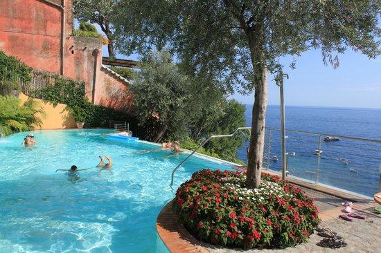 Hotel Marincanto:                   бассейн
