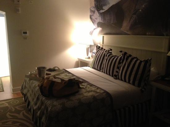 Hotel Indigo Sarasota:                   room 215