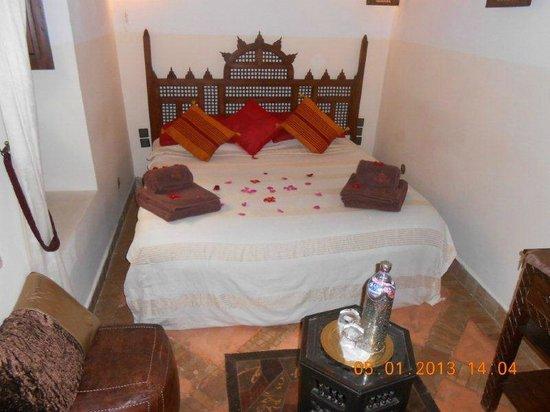 Riad Dar Dialkoum: room aicha
