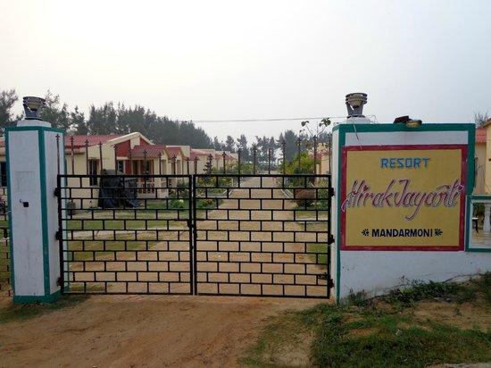 Resort Hirak Jayanti :                   Main gate