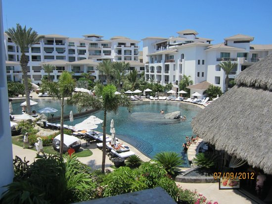 Cabo Azul Resort: The View From Our HUGE Balcony