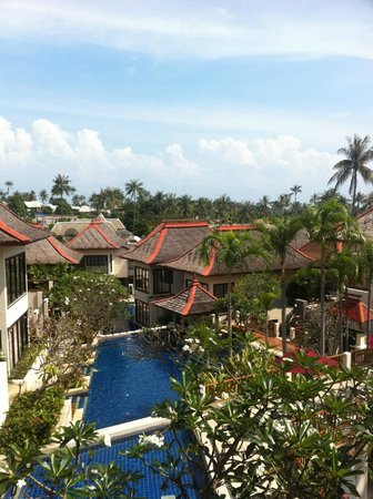 The Briza Beach Resort Samui:                   Hotel