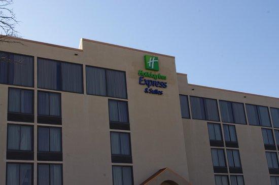 Comfort Inn & Suites Plano East:                   exterior