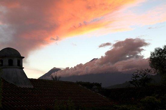 La Casa de los Suenos: Rooftop View