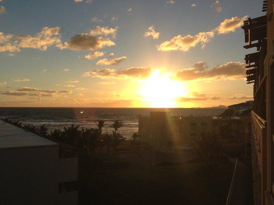 The Westin Dawn Beach Resort & Spa, St. Maarten:                   Sunrise at Dawn Beach