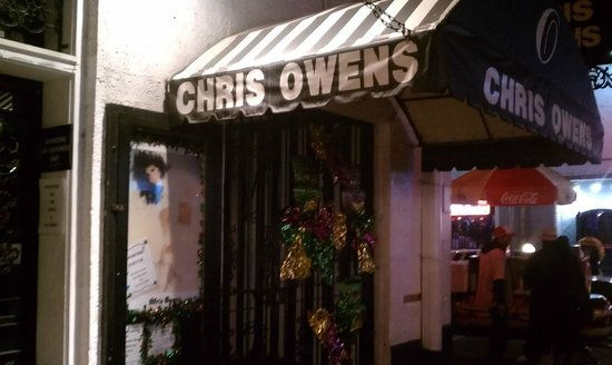 Chris Owens Club & Balcony