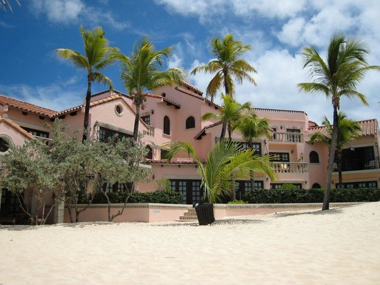 Frangipani Beach Resort:                   Frangipani