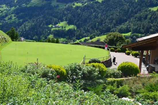 Golf & Spa Resort Andreus : putting green