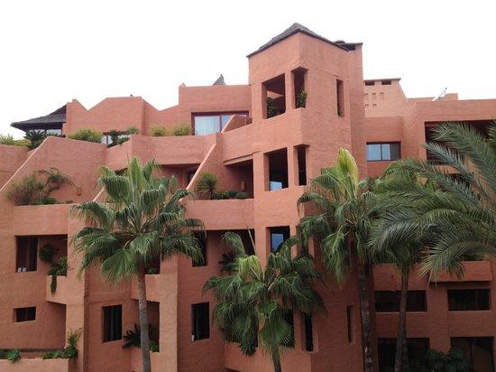 Kempinski Hotel Bahia: View from the balcony