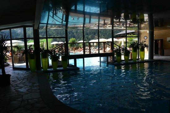 Golf & Spa Resort Andreus : piscina interna