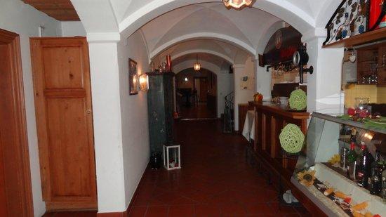 Hotel Restaurant Hallnberg:                   Ausgezeichneter Lokalbereich