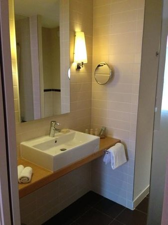Radisson Blu Hotel, Toulouse Airport: Badezimmer
