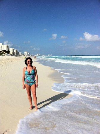 cancun beach Sexy