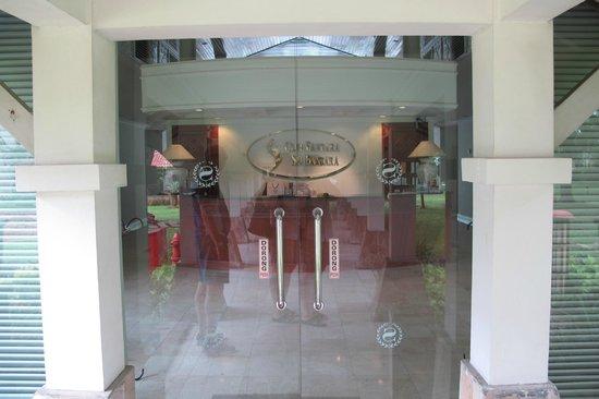 Bandara Hotel: spa