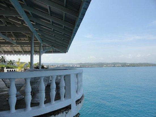 La puntilla de piergeorgio: Vista de la Costa