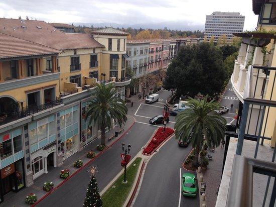 هوتل فالنسيا سانتانا رو: View from the room