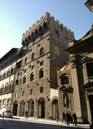 Antica Torre di Via Tornabuoni: Facade