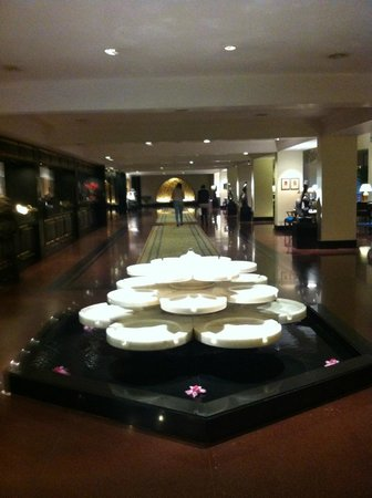The Oberoi: Awesome ambiance!