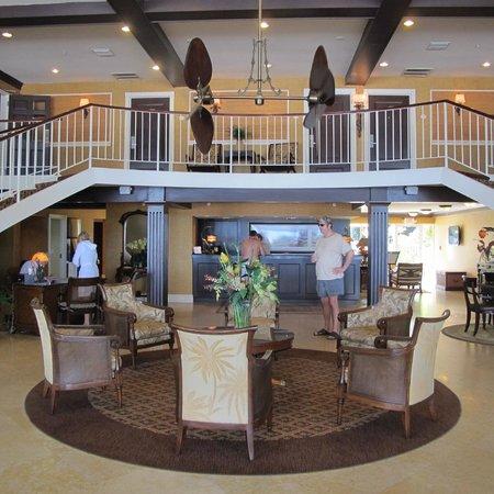 The Inn at Key West:                   Main entrace