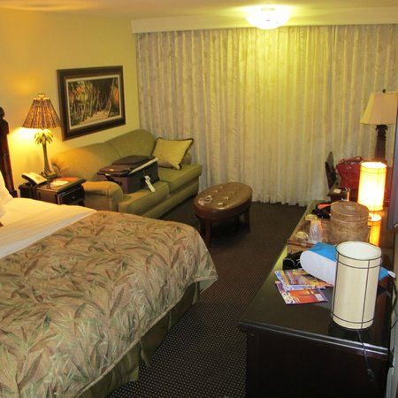 The Inn at Key West:                   Romm 116