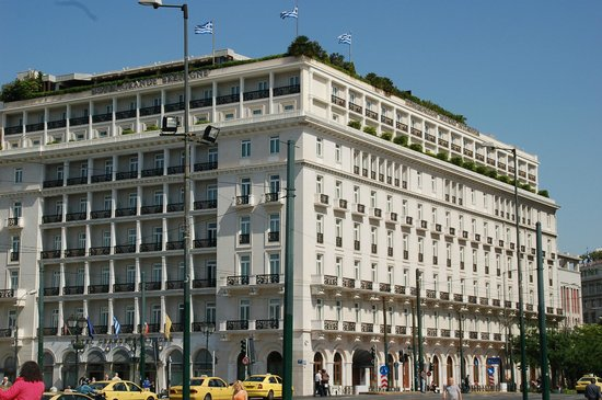 Hotel Grande Bretagne, A Luxury Collection Hotel: Grande Bretagne