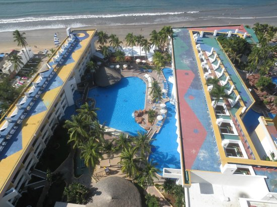 El Cid Castilla Beach Hotel:                   Overview of the hotel