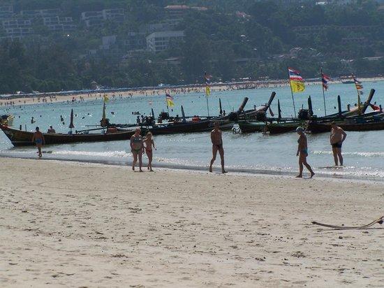 The Aspasia Phuket: Boat Taxi