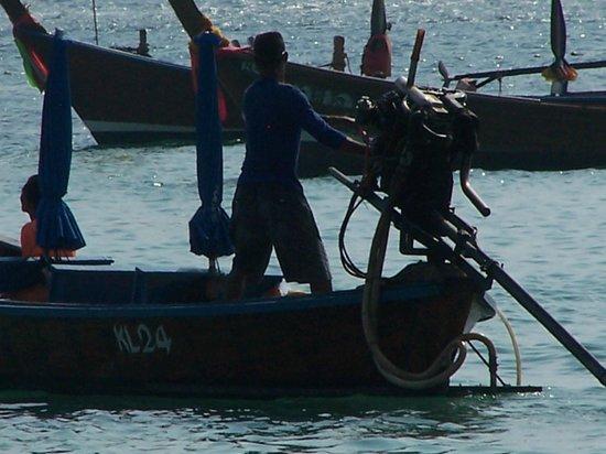 The Aspasia Phuket: Kata Beach Taxi