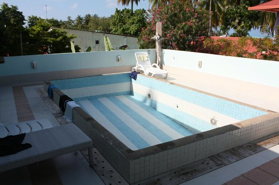 Variety Stay :                   Pool ohne Wasser 2
