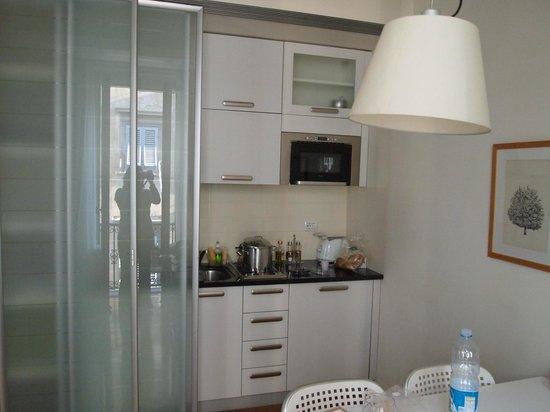 Residence Hilda:                   kitchen/dining