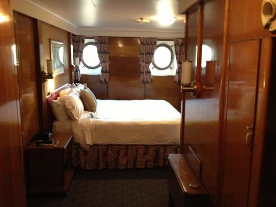 Deluxe Stateroom Picture Of The Queen Mary Long Beach Tripadvisor