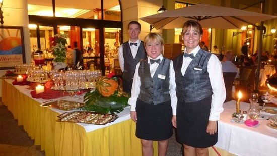 Bahia Principe Costa Adeje: New Year's Eve Reception
