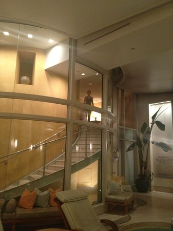 Nob Hill Spa :                   Many beautiful places to look at and hang out in.