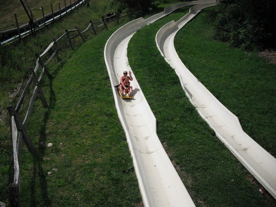 Jiminy Peak Mountain Resort :                   alpine slide