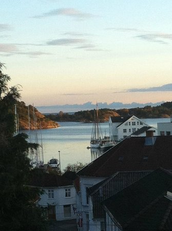 Scandic Grimstad:                   view