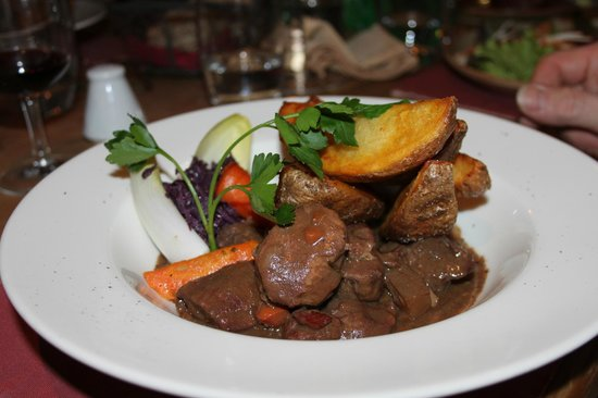 La Grange:                   Wild Boar Stew