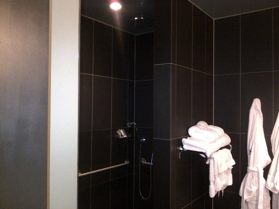 The Iron Horse Hotel: Shower