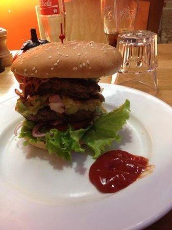 Bistro Burger Montorgueil