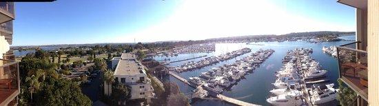 Hyatt Regency Mission Bay: View from room