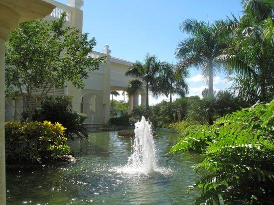 Iberostar Grand Hotel Bavaro:                   Lobby Area