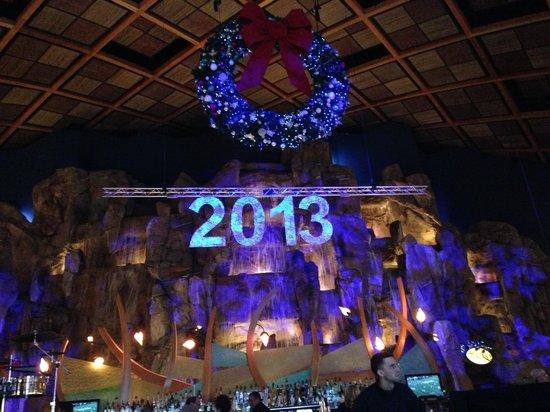 Mohegan Sun: New Year's Eve Mohegan Style