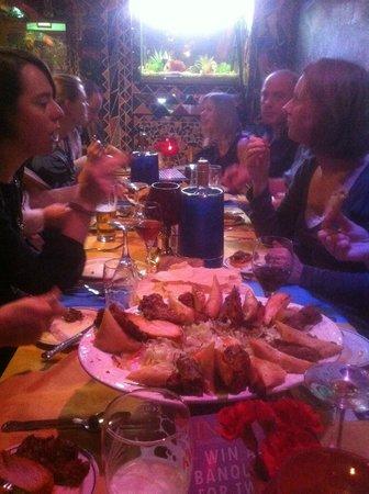 Indus Tandoori Restaurant: Christmas Party