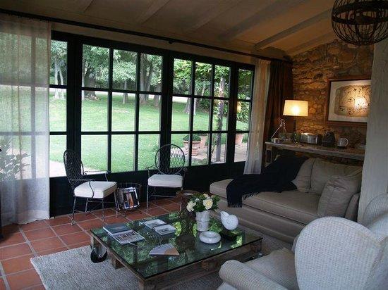 Mas Roure Vell: Suite Veranda
