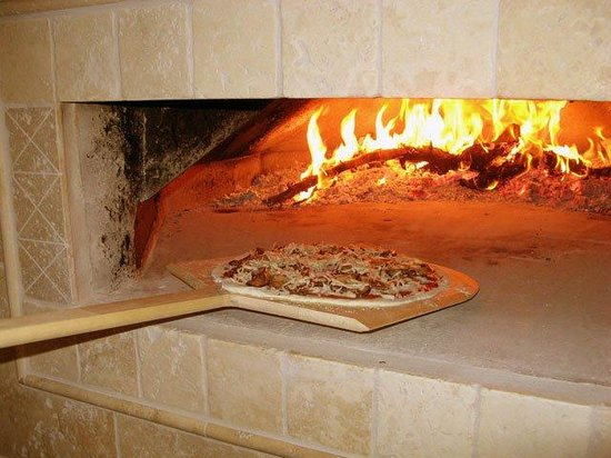 Orchard Wood Ovens Wood-Fired Pizza
