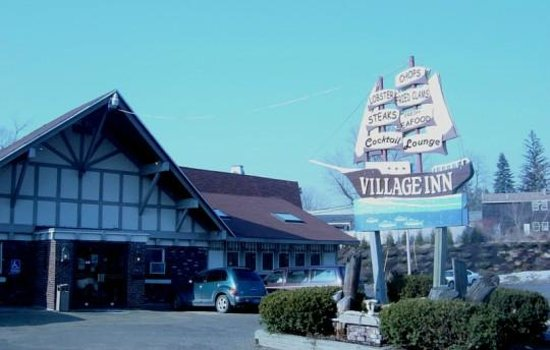 The Village Inn :                   Village Inn