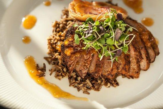 Golden Pheasant Inn: Roast Duck Entree