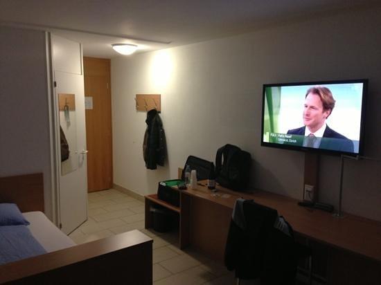 Hotel Good Night Inn :                   einzelzimmer