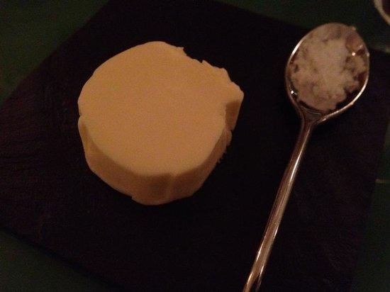 สโตคเพลซ: Butter and rock salt